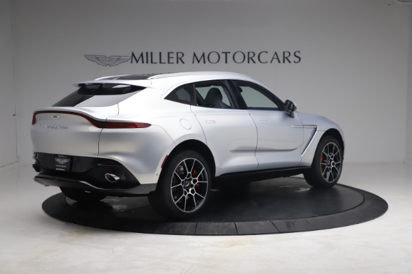 New 2021 Aston Martin DBX for sale $210,786 at Bentley Greenwich in Greenwich CT 06830 7