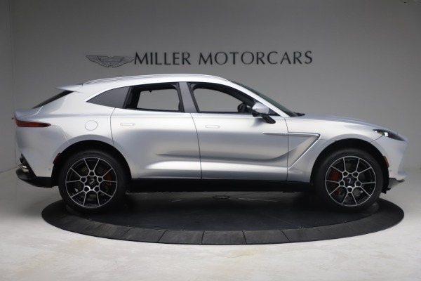 New 2021 Aston Martin DBX for sale $210,786 at Bentley Greenwich in Greenwich CT 06830 8