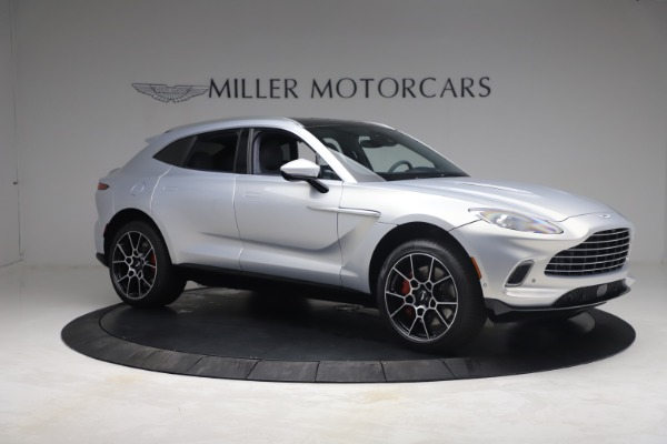 New 2021 Aston Martin DBX for sale $210,786 at Bentley Greenwich in Greenwich CT 06830 9