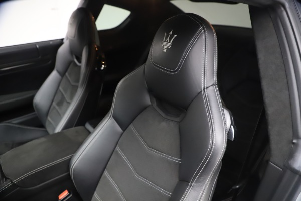 Used 2014 Maserati GranTurismo MC for sale Call for price at Bentley Greenwich in Greenwich CT 06830 19