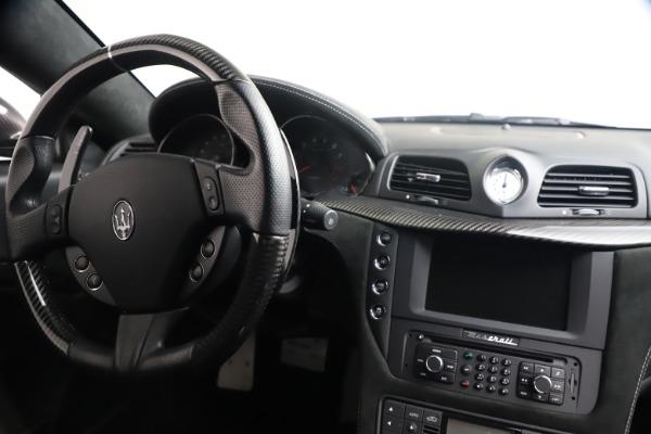 Used 2014 Maserati GranTurismo MC for sale Call for price at Bentley Greenwich in Greenwich CT 06830 25