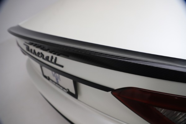 Used 2014 Maserati GranTurismo MC for sale Call for price at Bentley Greenwich in Greenwich CT 06830 28