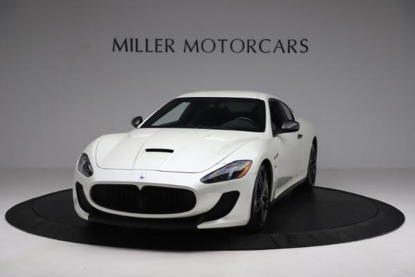 Used 2014 Maserati GranTurismo MC for sale Call for price at Bentley Greenwich in Greenwich CT 06830 1