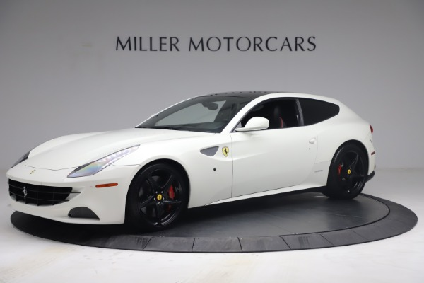Used 2015 Ferrari FF for sale $159,900 at Bentley Greenwich in Greenwich CT 06830 2