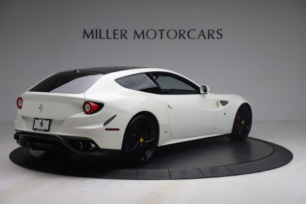 Used 2015 Ferrari FF for sale $159,900 at Bentley Greenwich in Greenwich CT 06830 8