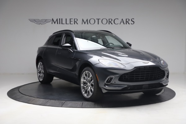 New 2021 Aston Martin DBX for sale $208,786 at Bentley Greenwich in Greenwich CT 06830 10