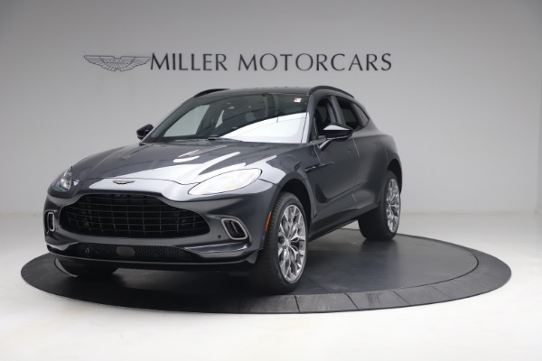 New 2021 Aston Martin DBX for sale $208,786 at Bentley Greenwich in Greenwich CT 06830 12