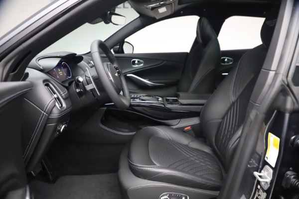 New 2021 Aston Martin DBX for sale $208,786 at Bentley Greenwich in Greenwich CT 06830 13