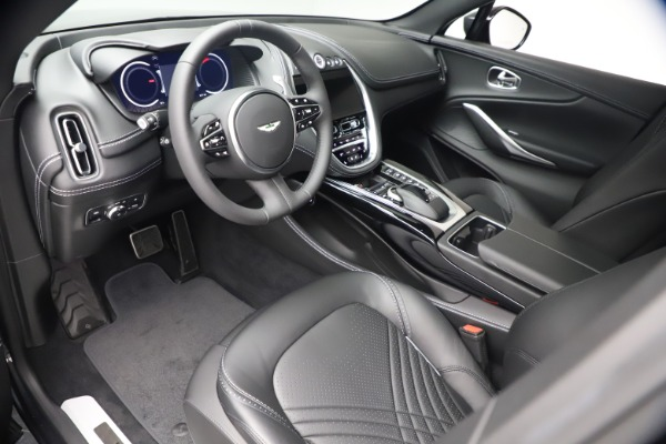 New 2021 Aston Martin DBX for sale $208,786 at Bentley Greenwich in Greenwich CT 06830 14