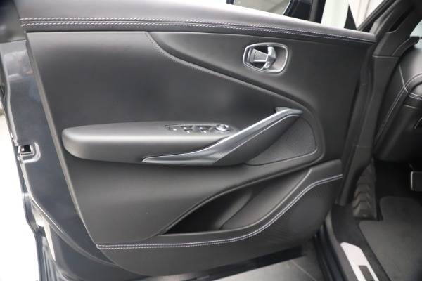 New 2021 Aston Martin DBX for sale $208,786 at Bentley Greenwich in Greenwich CT 06830 16
