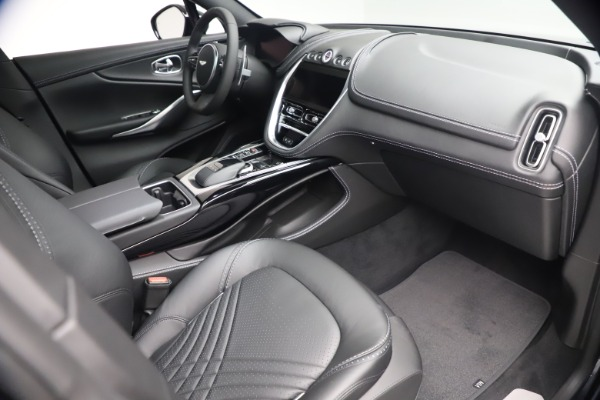 New 2021 Aston Martin DBX for sale $208,786 at Bentley Greenwich in Greenwich CT 06830 19