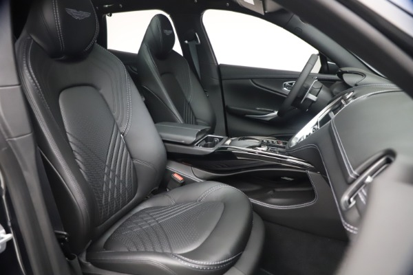 New 2021 Aston Martin DBX for sale $208,786 at Bentley Greenwich in Greenwich CT 06830 20