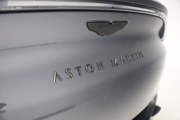New 2021 Aston Martin DBX for sale $208,786 at Bentley Greenwich in Greenwich CT 06830 22