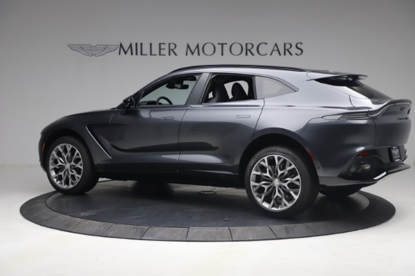 New 2021 Aston Martin DBX for sale $208,786 at Bentley Greenwich in Greenwich CT 06830 3