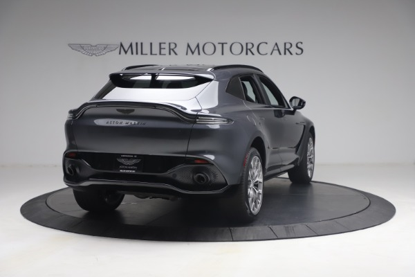 New 2021 Aston Martin DBX for sale $208,786 at Bentley Greenwich in Greenwich CT 06830 6