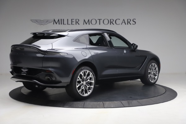 New 2021 Aston Martin DBX for sale $208,786 at Bentley Greenwich in Greenwich CT 06830 7