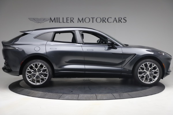 New 2021 Aston Martin DBX for sale $208,786 at Bentley Greenwich in Greenwich CT 06830 8