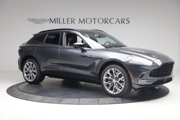 New 2021 Aston Martin DBX for sale $208,786 at Bentley Greenwich in Greenwich CT 06830 9