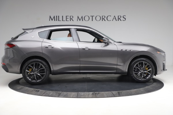 New 2021 Maserati Levante GranSport for sale $73,900 at Bentley Greenwich in Greenwich CT 06830 10