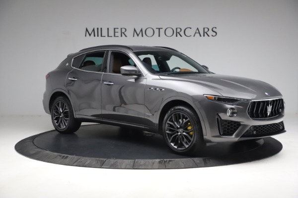 New 2021 Maserati Levante GranSport for sale $73,900 at Bentley Greenwich in Greenwich CT 06830 11