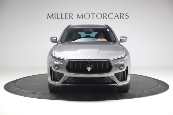 New 2021 Maserati Levante GranSport for sale $73,900 at Bentley Greenwich in Greenwich CT 06830 13