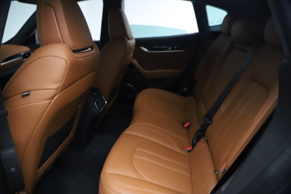 New 2021 Maserati Levante GranSport for sale $73,900 at Bentley Greenwich in Greenwich CT 06830 18
