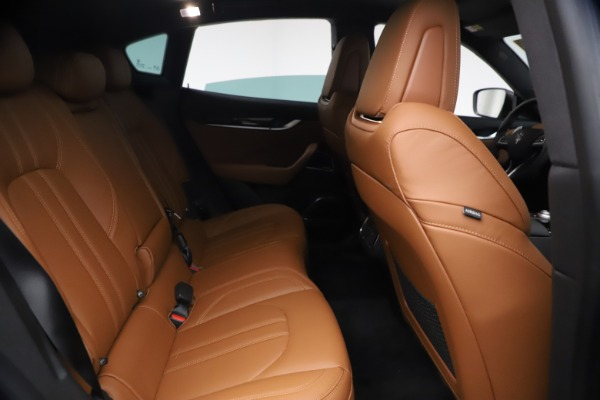 New 2021 Maserati Levante GranSport for sale $73,900 at Bentley Greenwich in Greenwich CT 06830 25
