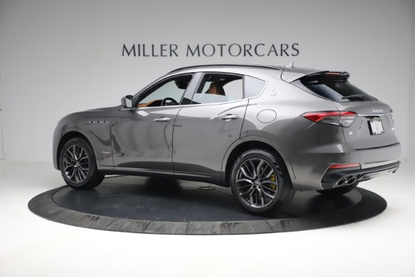New 2021 Maserati Levante GranSport for sale $73,900 at Bentley Greenwich in Greenwich CT 06830 4