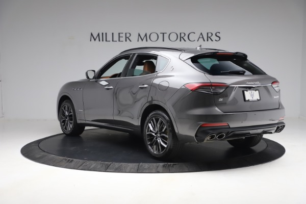 New 2021 Maserati Levante GranSport for sale $73,900 at Bentley Greenwich in Greenwich CT 06830 6