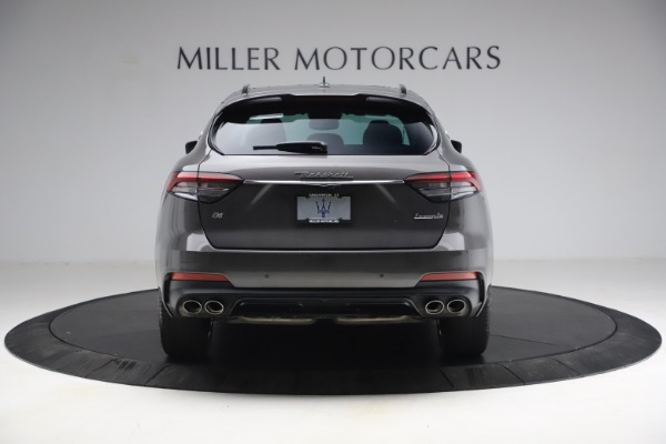 New 2021 Maserati Levante GranSport for sale $73,900 at Bentley Greenwich in Greenwich CT 06830 7