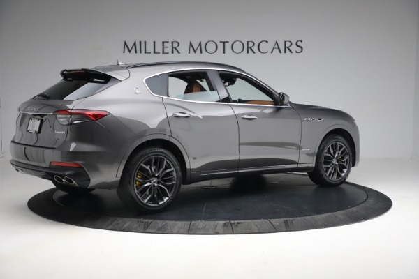 New 2021 Maserati Levante GranSport for sale $73,900 at Bentley Greenwich in Greenwich CT 06830 9