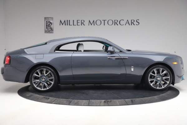 Used 2021 Rolls-Royce Wraith for sale $444,275 at Bentley Greenwich in Greenwich CT 06830 10