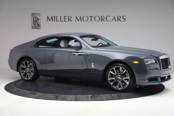 Used 2021 Rolls-Royce Wraith KRYPTOS for sale $444,275 at Bentley Greenwich in Greenwich CT 06830 11