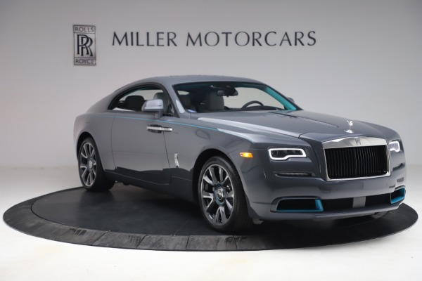Used 2021 Rolls-Royce Wraith KRYPTOS for sale $444,275 at Bentley Greenwich in Greenwich CT 06830 12