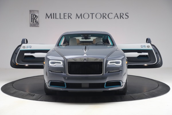 Used 2021 Rolls-Royce Wraith KRYPTOS for sale $444,275 at Bentley Greenwich in Greenwich CT 06830 13