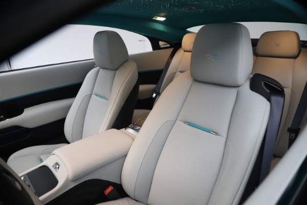 Used 2021 Rolls-Royce Wraith KRYPTOS for sale $444,275 at Bentley Greenwich in Greenwich CT 06830 14