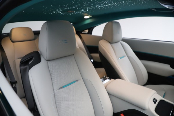 Used 2021 Rolls-Royce Wraith KRYPTOS for sale $444,275 at Bentley Greenwich in Greenwich CT 06830 15