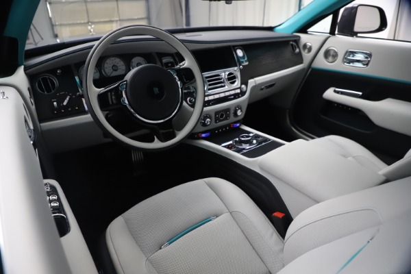 Used 2021 Rolls-Royce Wraith KRYPTOS for sale $444,275 at Bentley Greenwich in Greenwich CT 06830 16