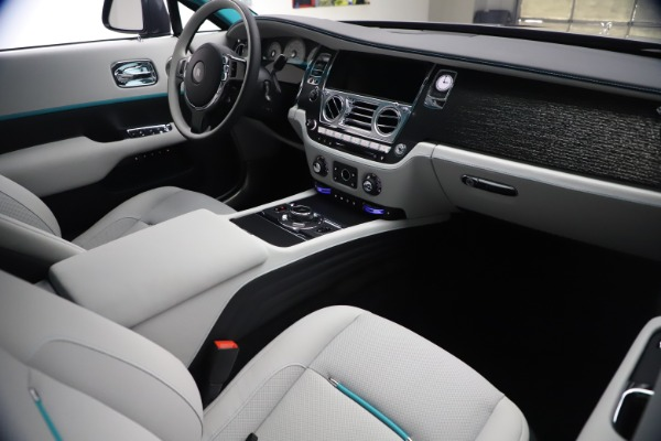 Used 2021 Rolls-Royce Wraith for sale $444,275 at Bentley Greenwich in Greenwich CT 06830 17