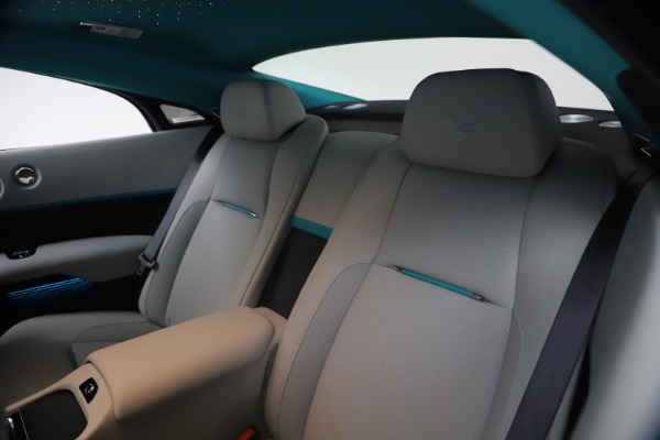 Used 2021 Rolls-Royce Wraith KRYPTOS for sale $444,275 at Bentley Greenwich in Greenwich CT 06830 19