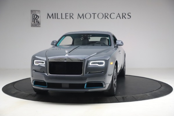 Used 2021 Rolls-Royce Wraith KRYPTOS for sale $444,275 at Bentley Greenwich in Greenwich CT 06830 2