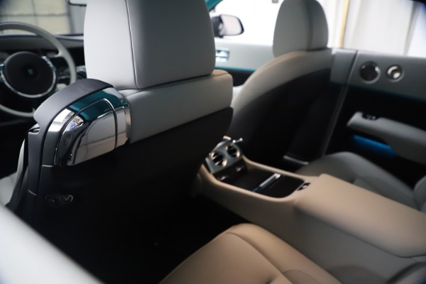 Used 2021 Rolls-Royce Wraith for sale $444,275 at Bentley Greenwich in Greenwich CT 06830 20