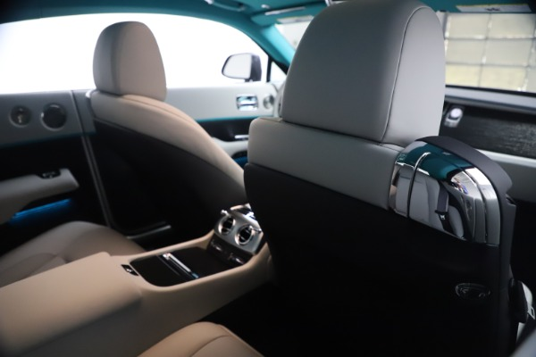 Used 2021 Rolls-Royce Wraith for sale $444,275 at Bentley Greenwich in Greenwich CT 06830 21