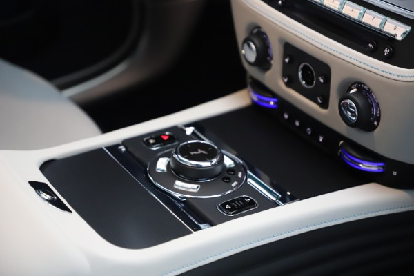Used 2021 Rolls-Royce Wraith for sale $444,275 at Bentley Greenwich in Greenwich CT 06830 25