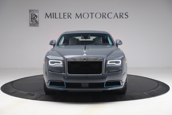 Used 2021 Rolls-Royce Wraith KRYPTOS for sale $444,275 at Bentley Greenwich in Greenwich CT 06830 3