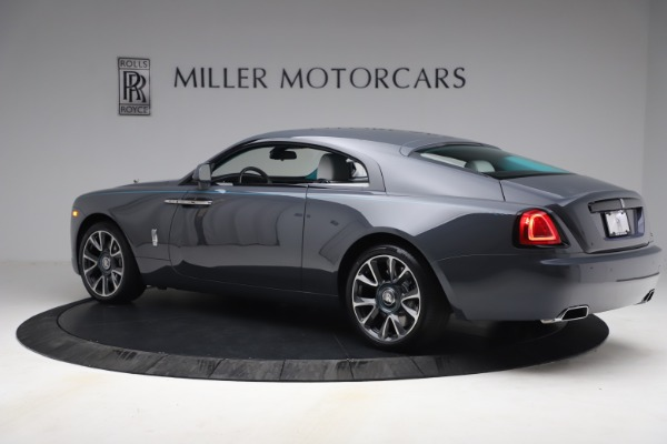 Used 2021 Rolls-Royce Wraith KRYPTOS for sale $444,275 at Bentley Greenwich in Greenwich CT 06830 5