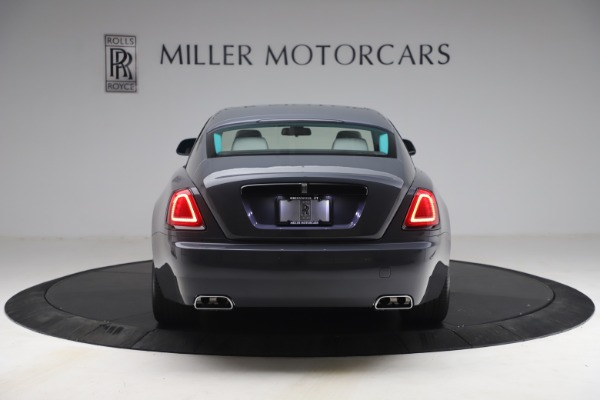 Used 2021 Rolls-Royce Wraith for sale $444,275 at Bentley Greenwich in Greenwich CT 06830 7