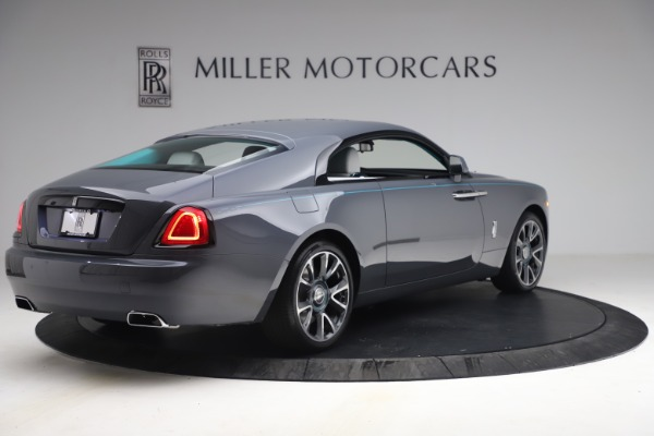 Used 2021 Rolls-Royce Wraith KRYPTOS for sale $444,275 at Bentley Greenwich in Greenwich CT 06830 9