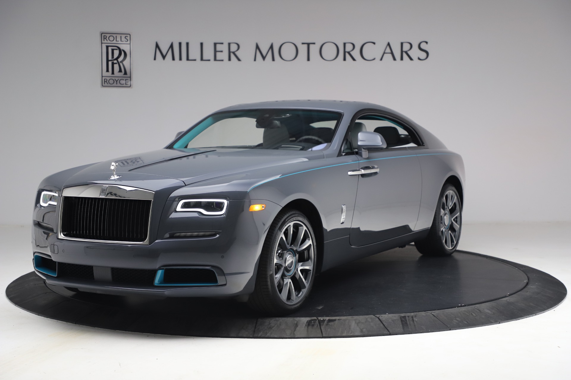 Used 2021 Rolls-Royce Wraith KRYPTOS for sale $444,275 at Bentley Greenwich in Greenwich CT 06830 1