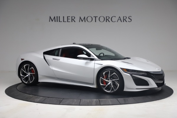 Used 2017 Acura NSX SH-AWD Sport Hybrid for sale $139,900 at Bentley Greenwich in Greenwich CT 06830 10